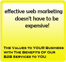 effective web marketing
